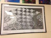 Escher Hyperbola