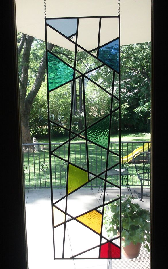 14 Finished Window