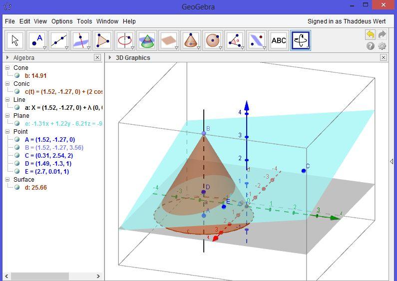 المعادلات GeoGebra 6.0.437.0 geogebra3.jpg
