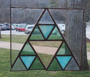 Wood Sierpinski