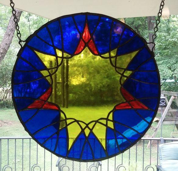sqrt(sin) window