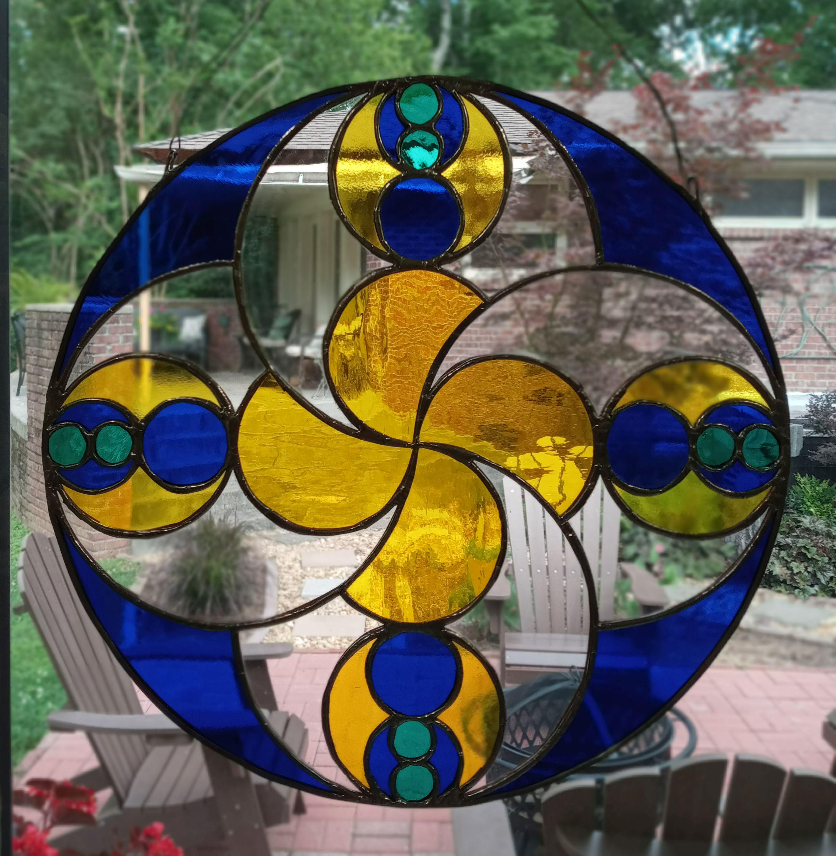 Artglass fractal